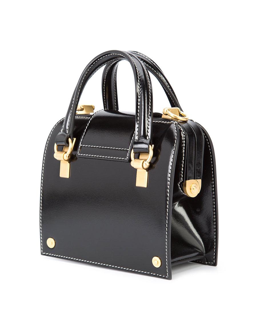 THOM BROWNE Classic box bag