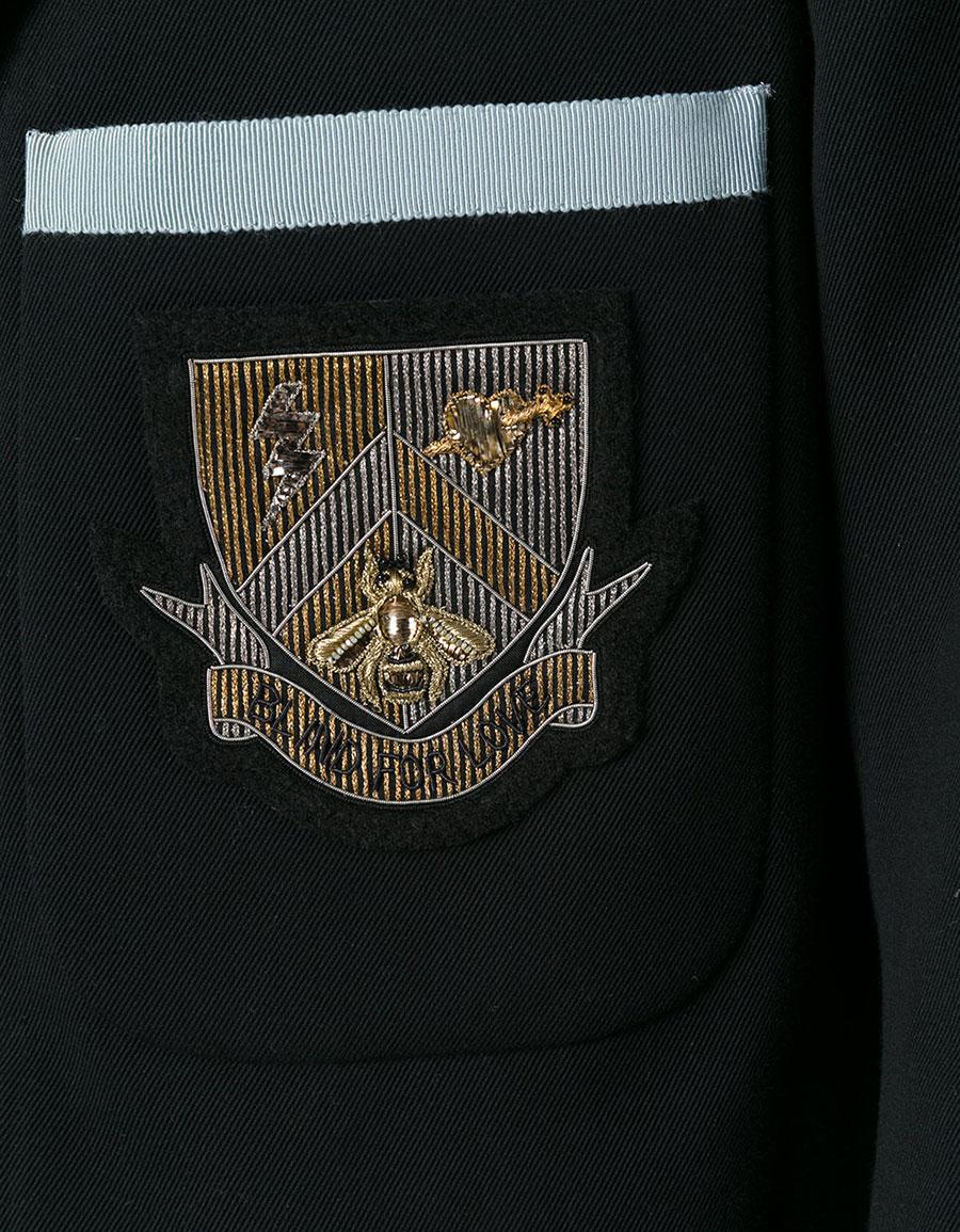 GUCCI Marine striped blazer