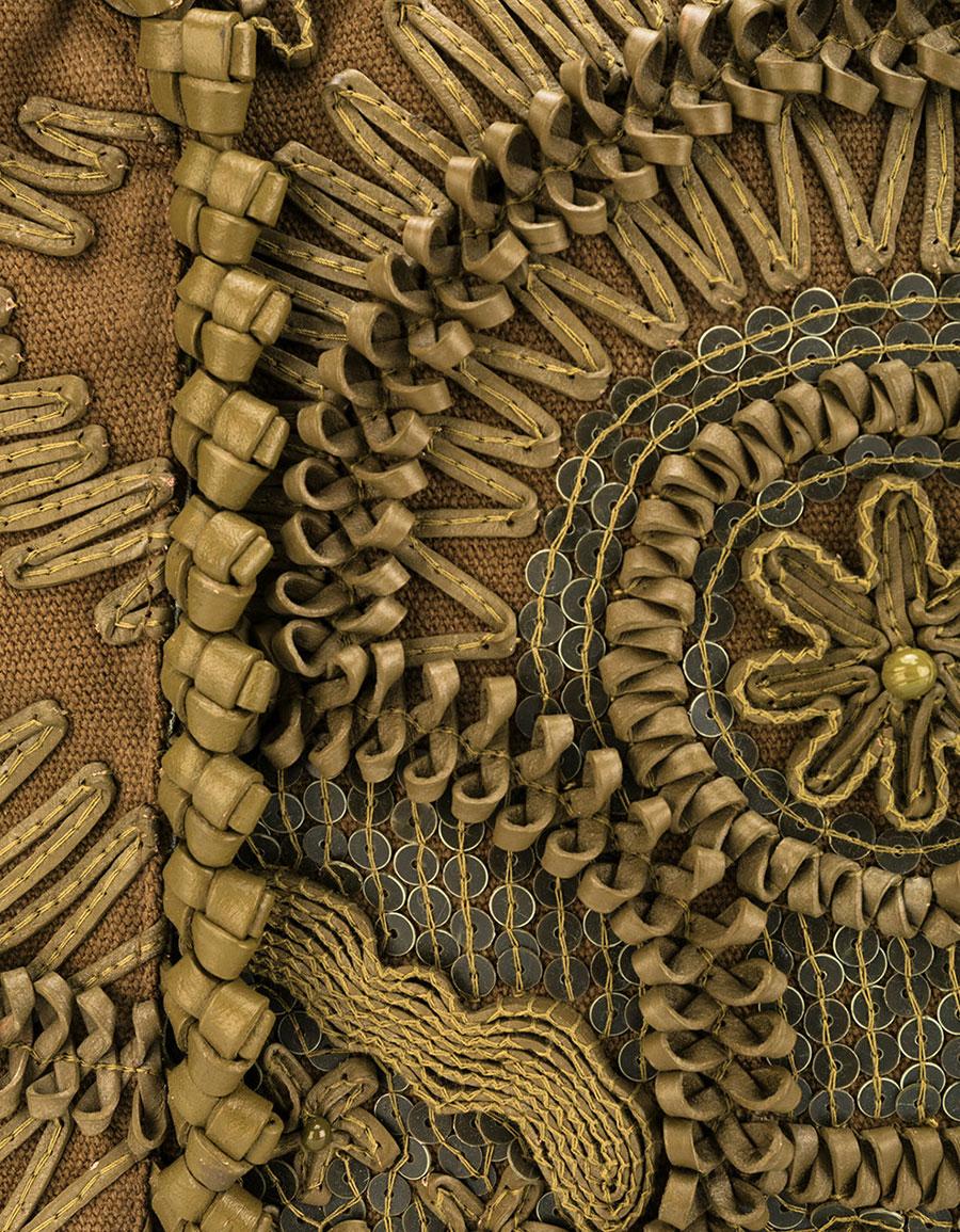 JAMIN PUECH Floral detail tote