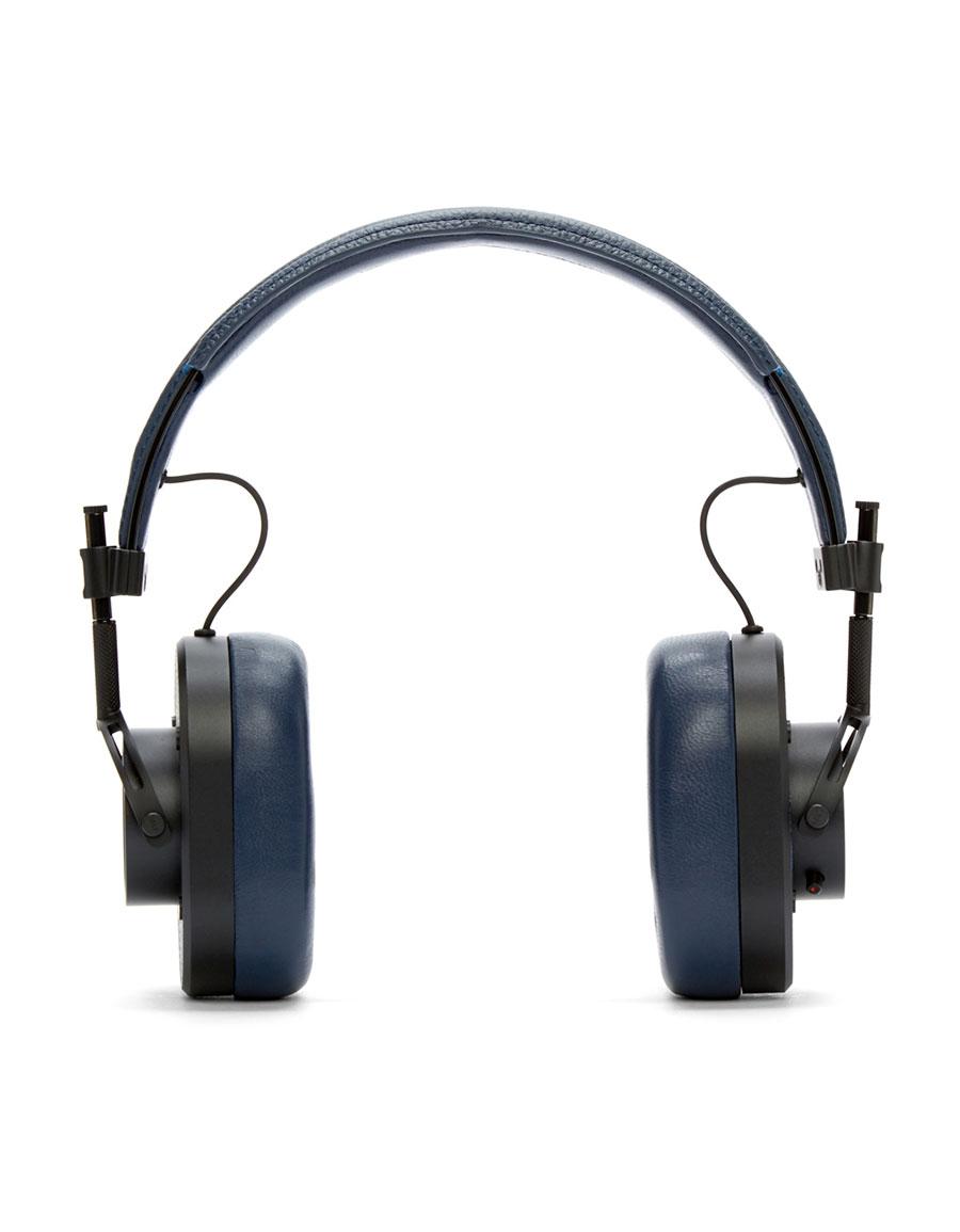 MASTER & DYNAMIC Navy & Black MH40 Headphones
