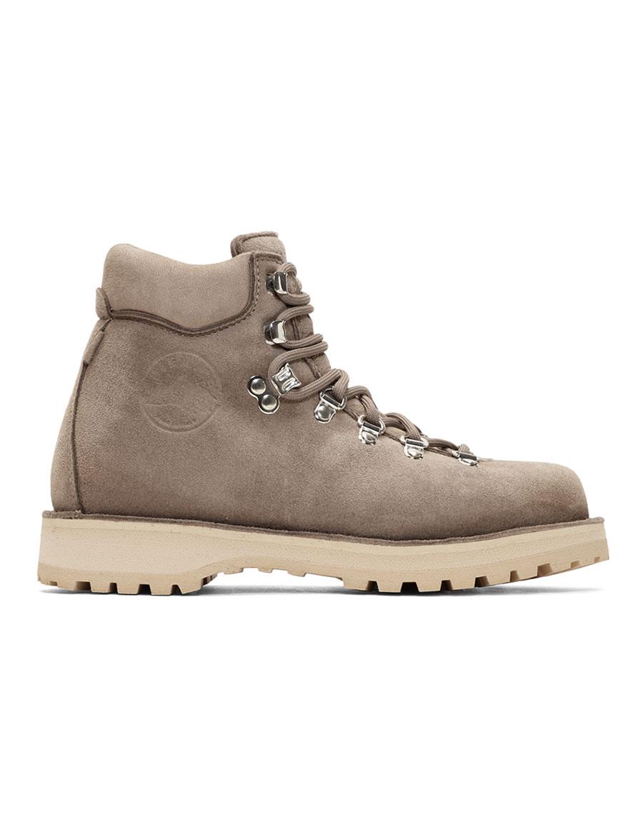 31068ba6 DIEMME Beige Suede Roccia Vet Boots · VERGLE