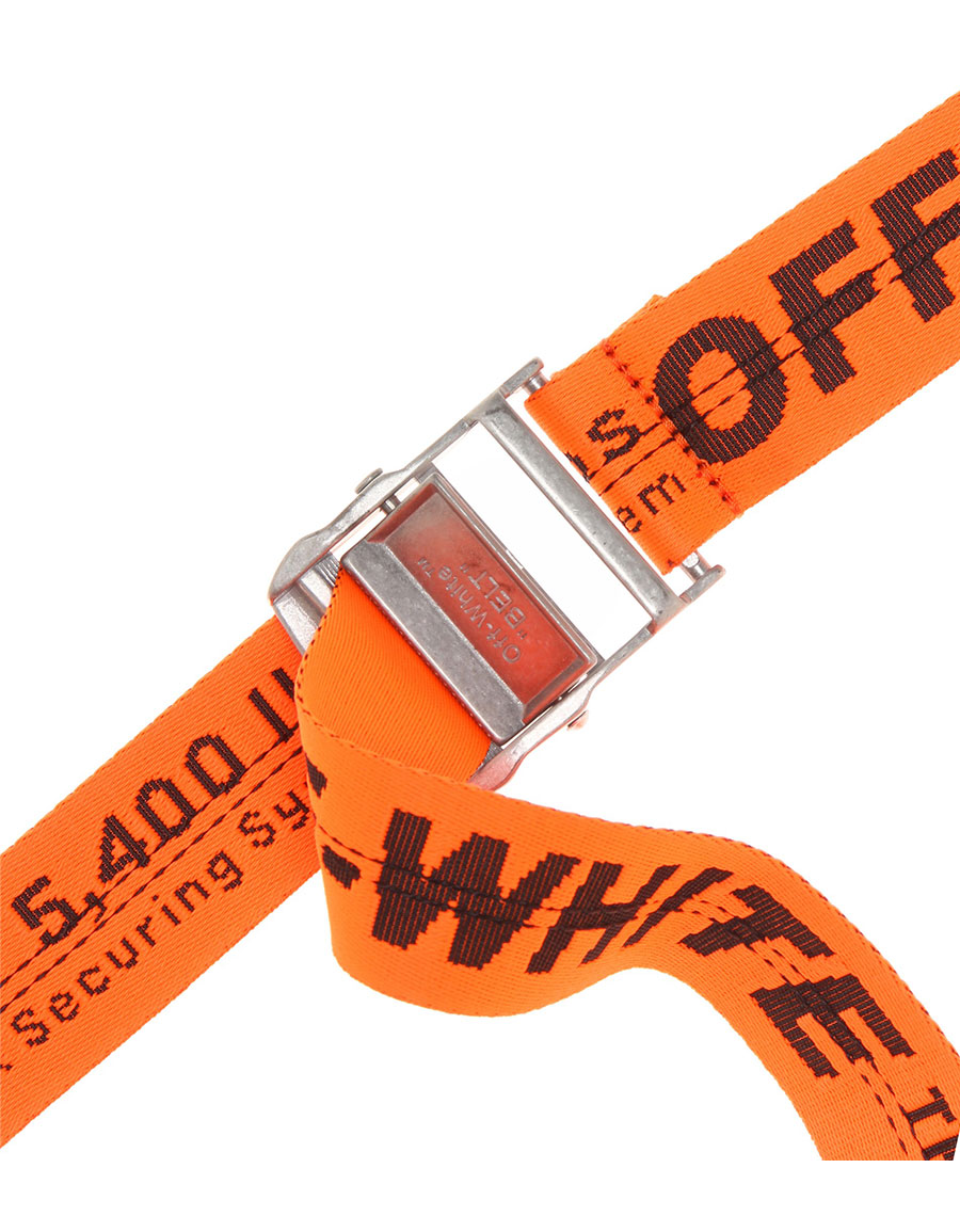 f830915c608 OFF-WHITE Exclusive to mytheresa.com – industrial belt · VERGLE
