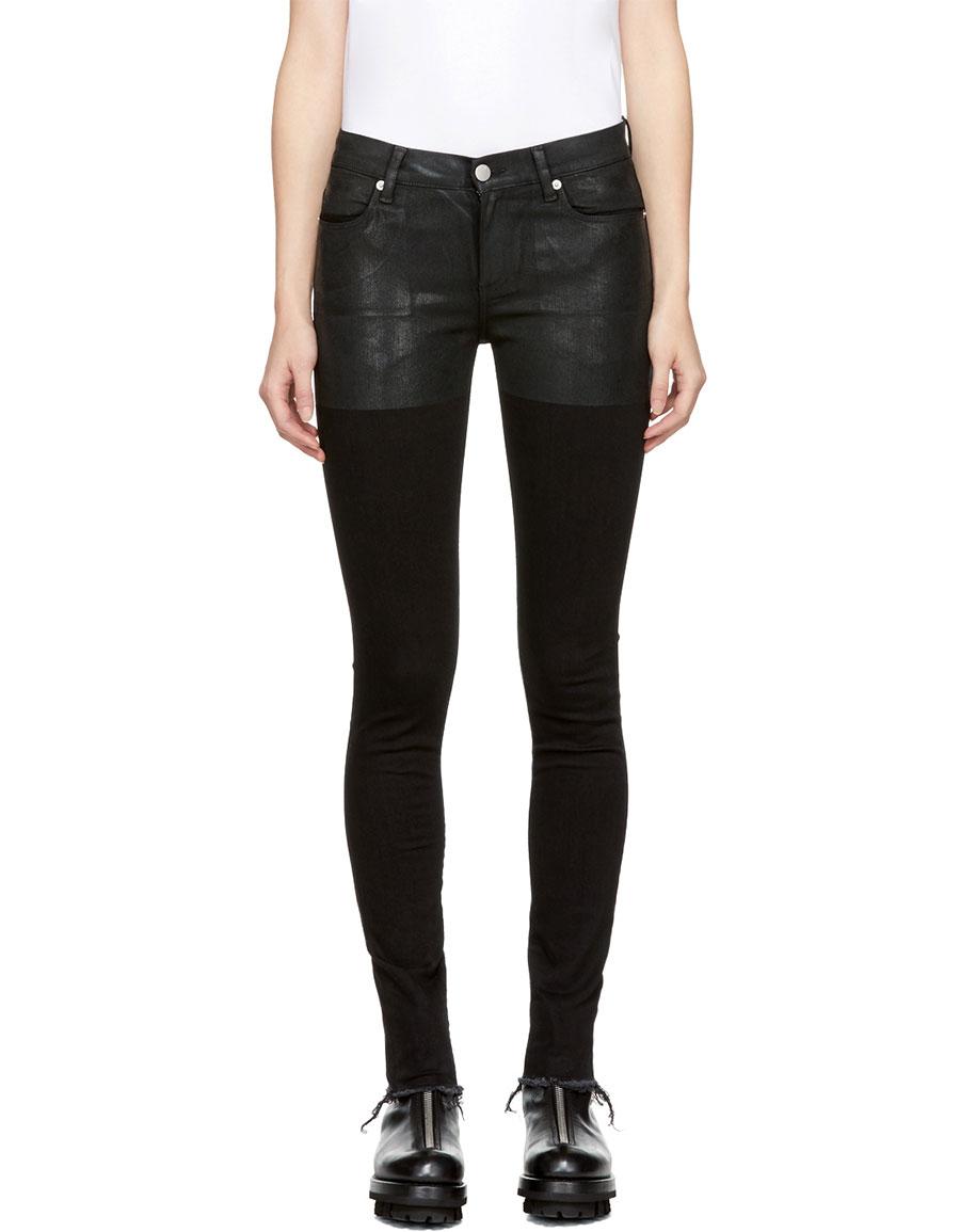 ALYX Black Zip Back Jeans