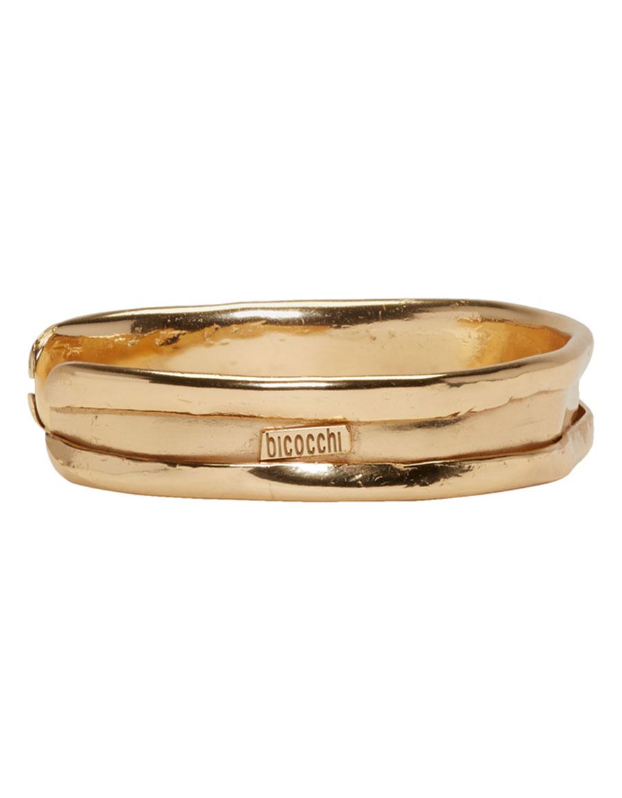 EMANUELE BICOCCHI Gold Small Cuff