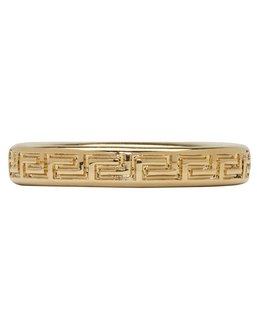 VERSACE Gold Empire Ring