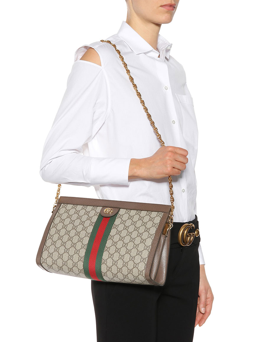 88e26799c24 GUCCI Ophidia GG medium shoulder bag · VERGLE