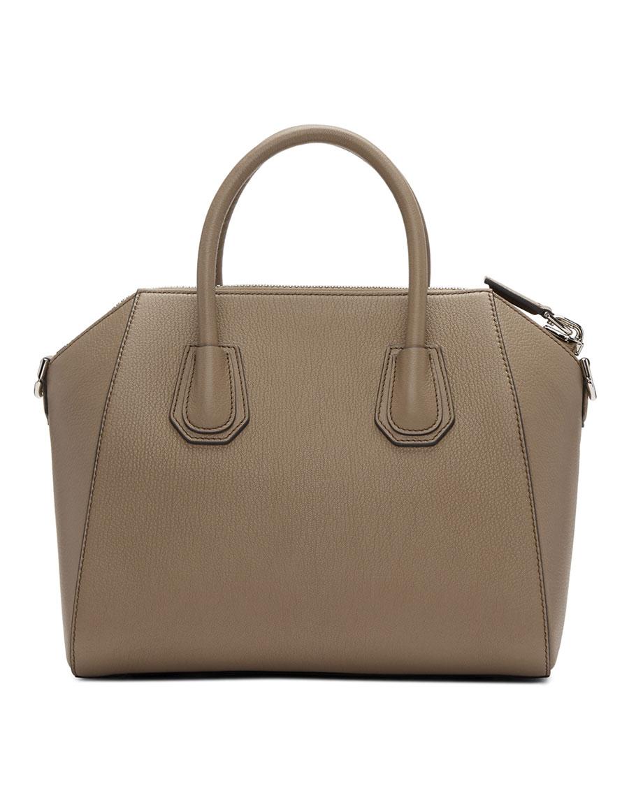 GIVENCHY Beige Small Antigona Bag