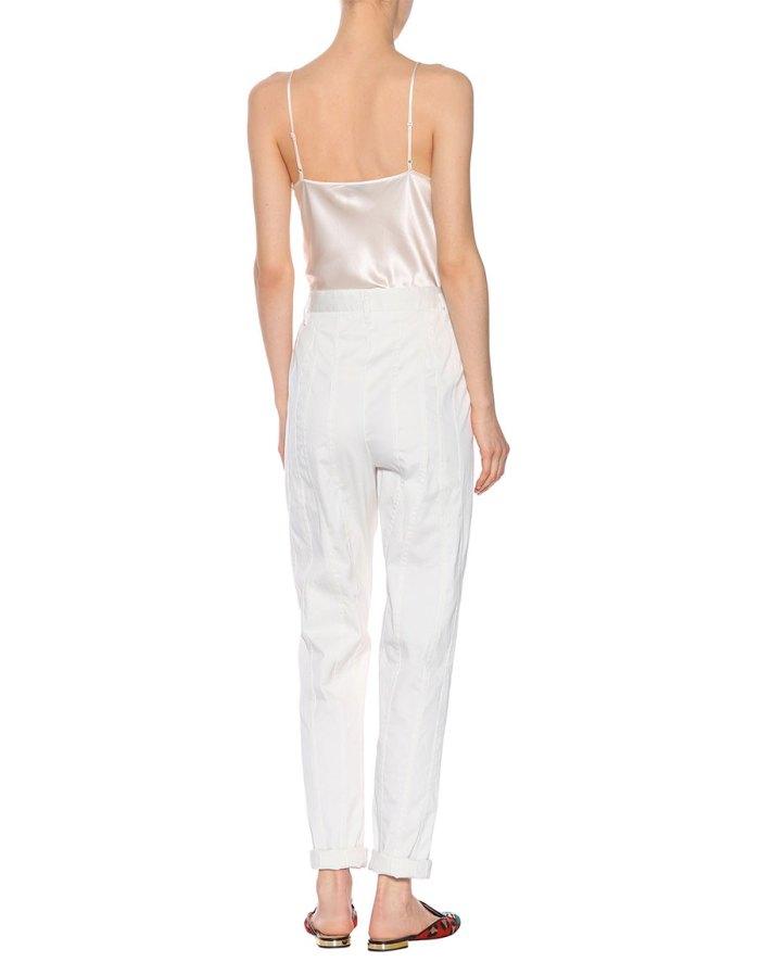 BOTTEGA VENETA Cotton trousers