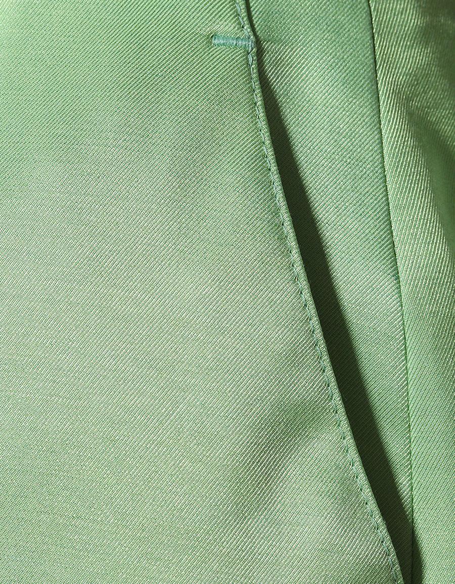 ACNE STUDIOS Tohny wool blend wide leg trousers