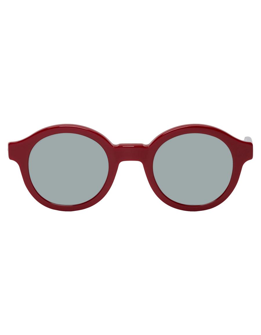THOM BROWNE Tricolor TB 411 Sunglasses