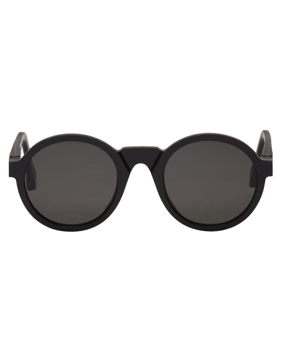 MAISON MARGIELA Black Mykita Edition MMRAW006 Sunglasses