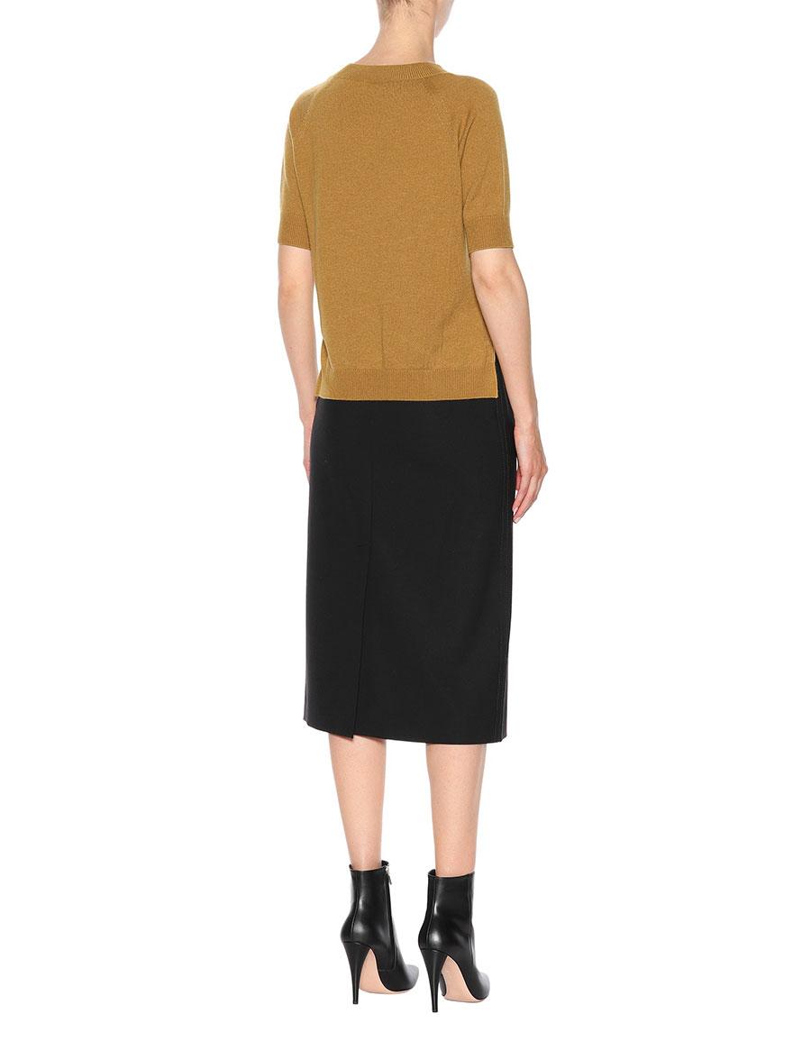 FENDI Fendi Heart cashmere blend sweater