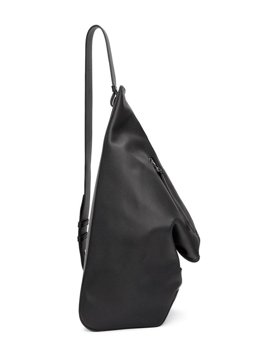 LOEWE Black Mochila Anton Backpack