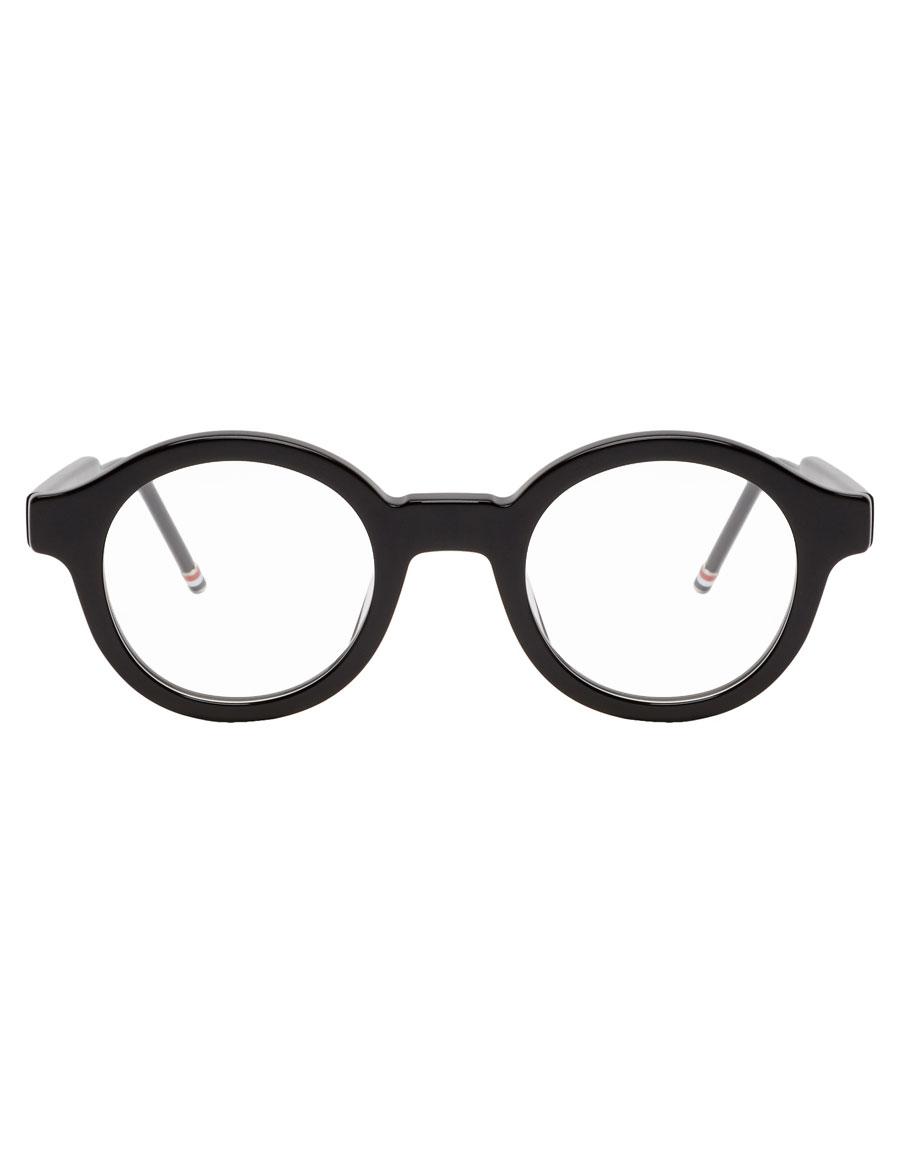 THOM BROWNE Black TB 411 Glasses