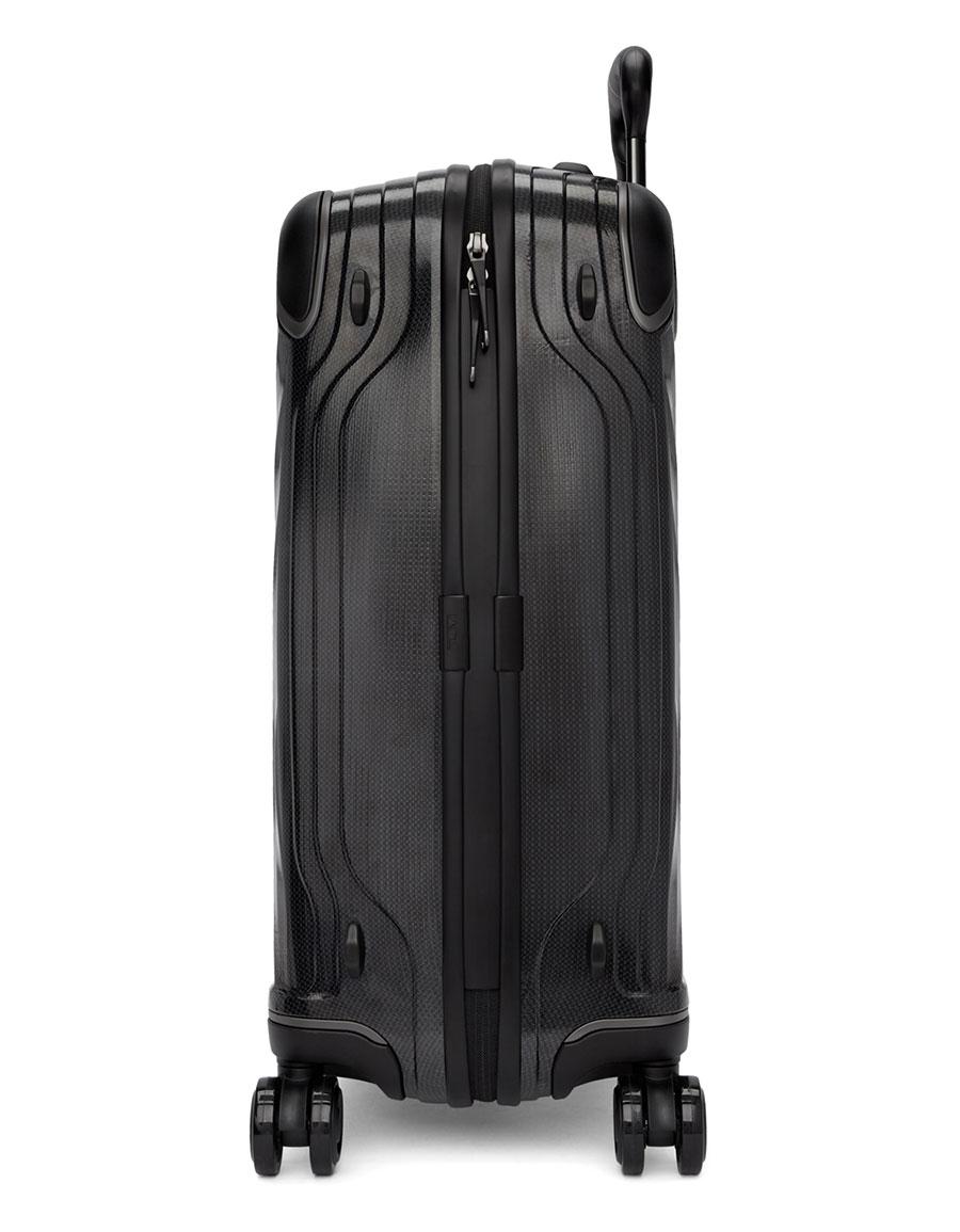 TUMI Black International Carry On Suitcase