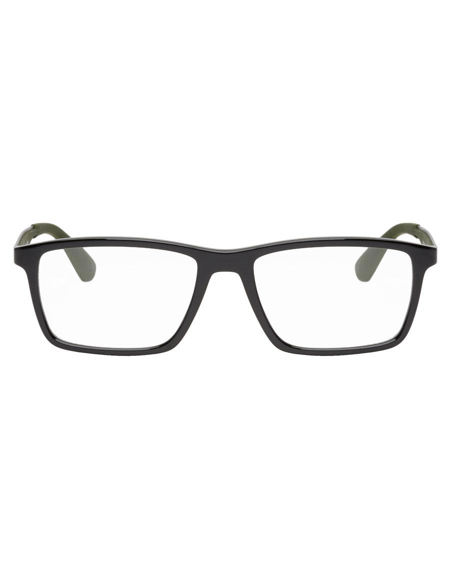 RAY BAN Black Pillow Glasses