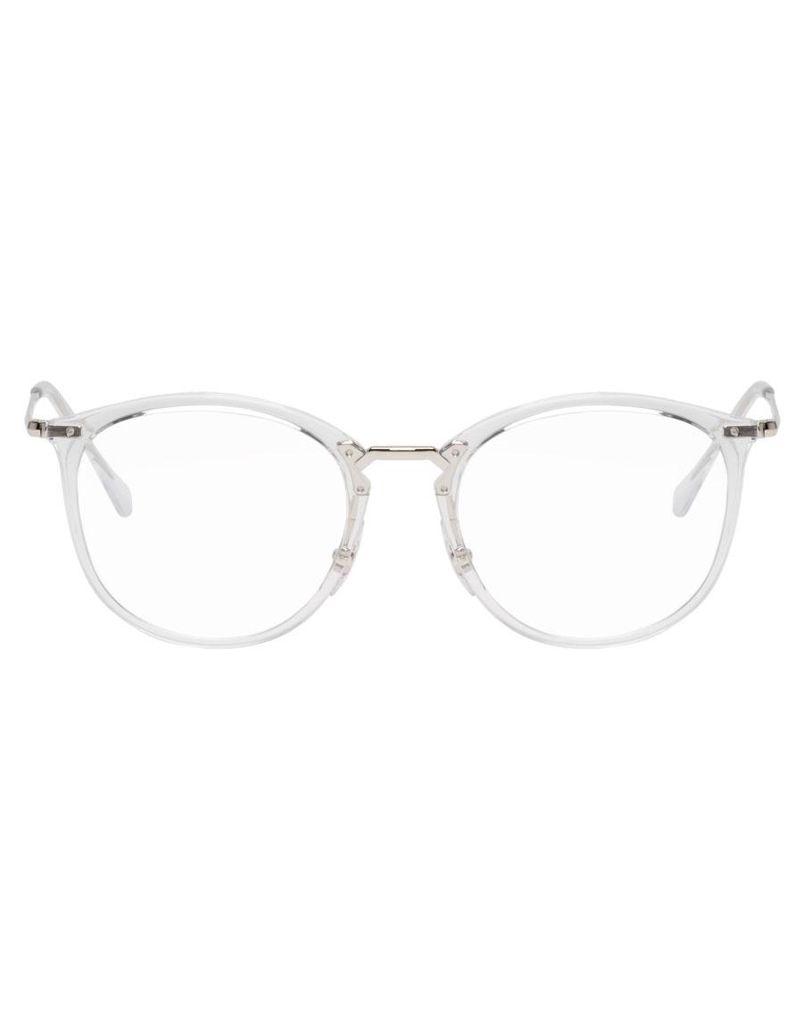 RAY BAN Clear Highstreet Glasses