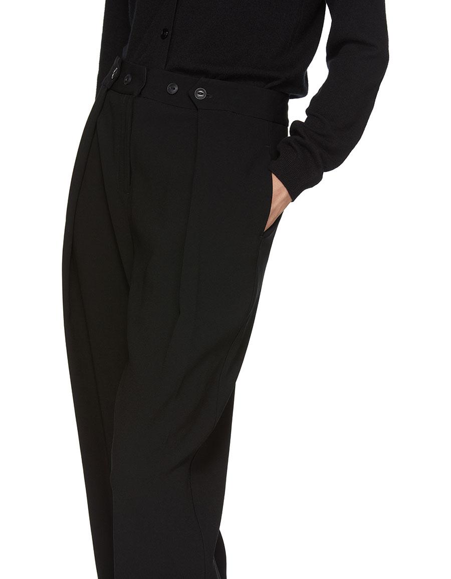 RAG & BONE Black Jessa Pants