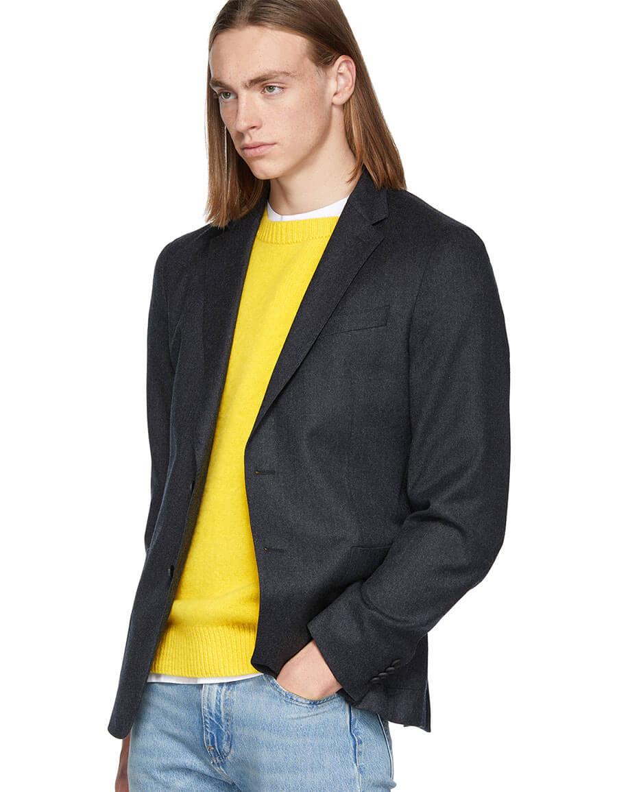 BOSS Grey Hooper WG Blazer
