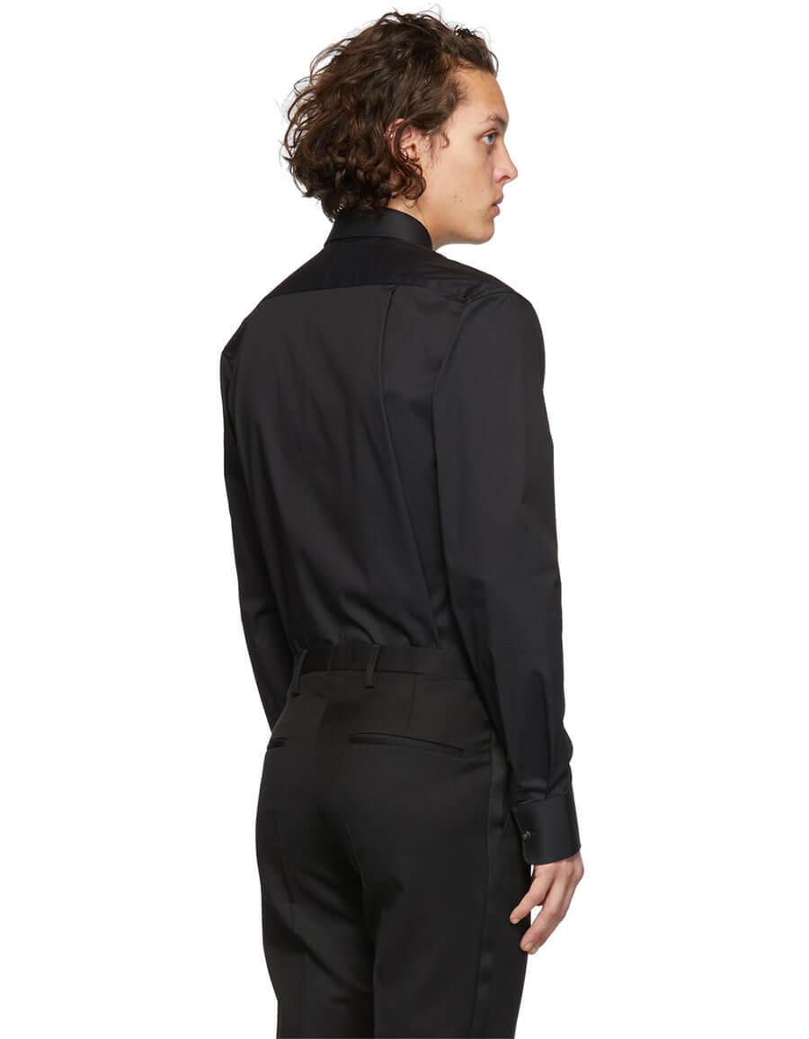 TIGER OF SWEDEN Black Farrell 5 Shirt