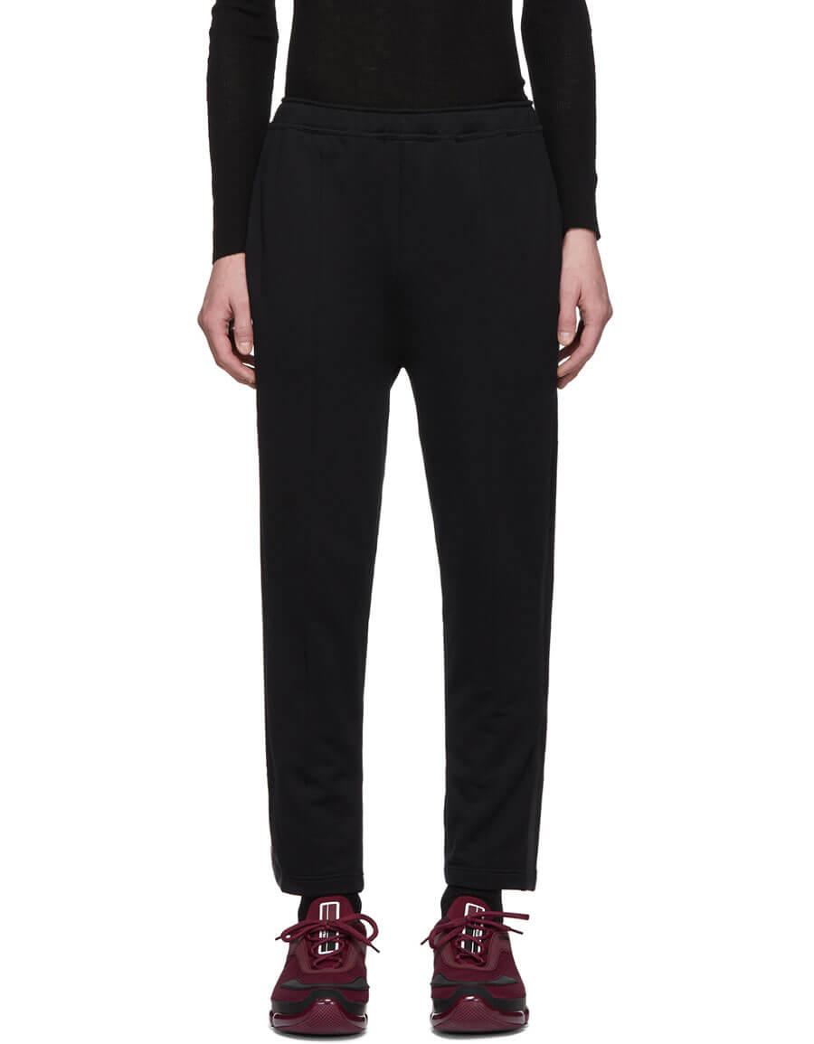 PRADA Black Stripe Lounge Pants