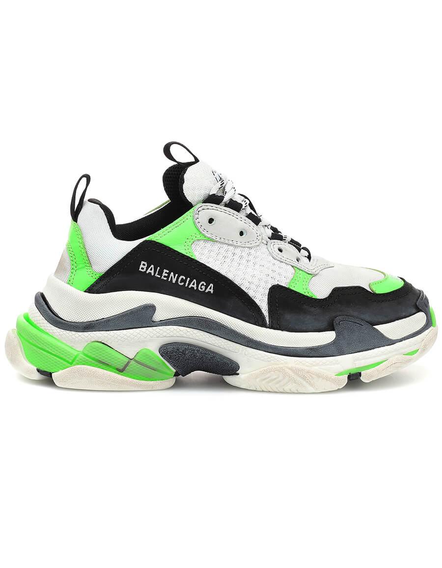 a250dd0aeacb BALENCIAGA Triple S sneakers · VERGLE
