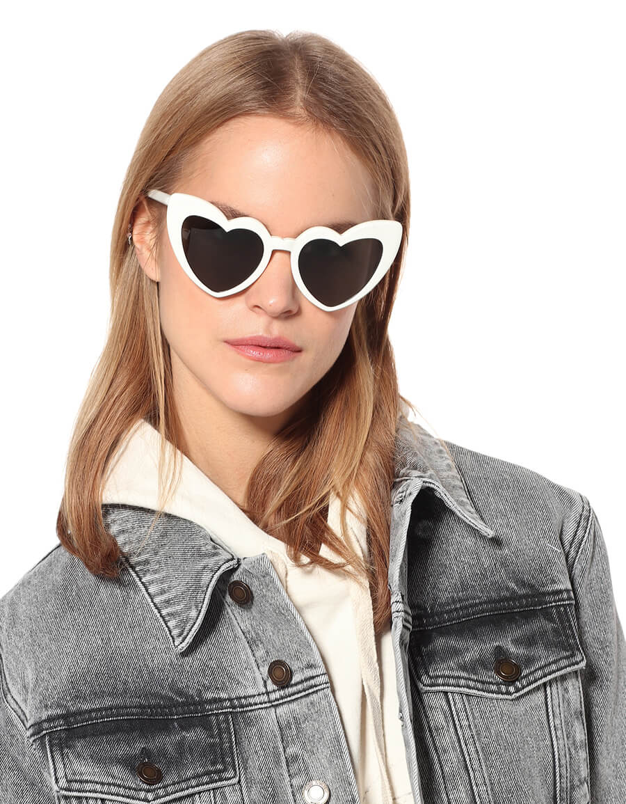 7a487e33c2c SAINT LAURENT New Wave 181 Loulou sunglasses · VERGLE