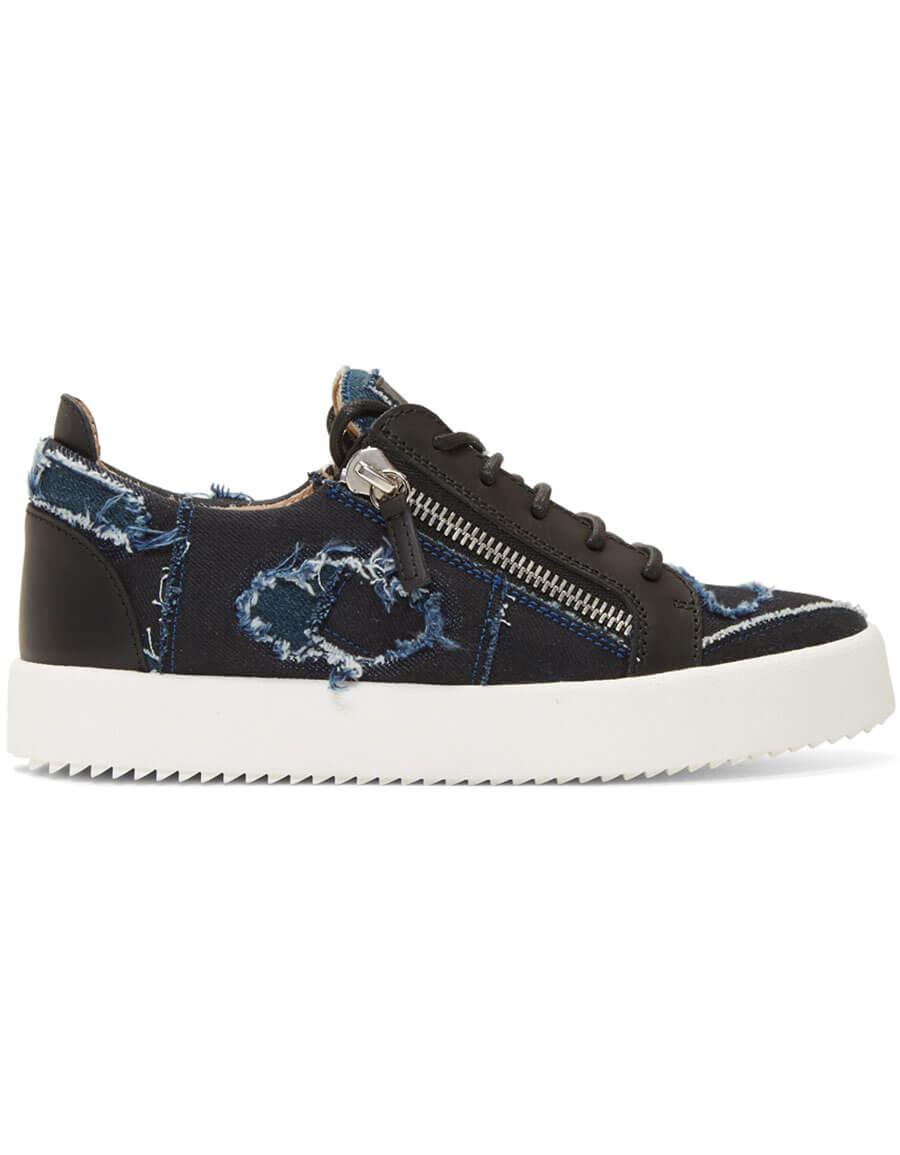 b02c019b10db5 Giuseppe Zanotti sneakers Luxury Catalogue · VERGLE
