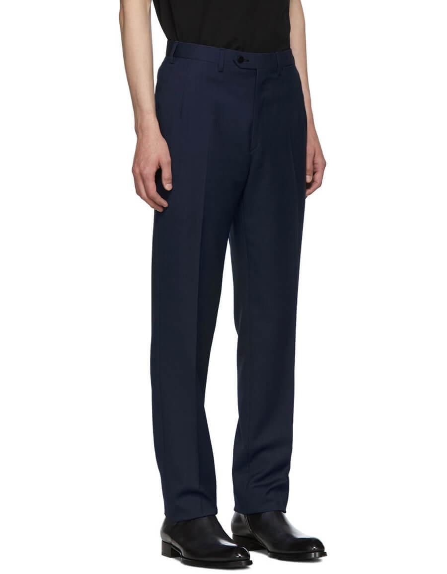 BRIONI Navy Burnico Suit