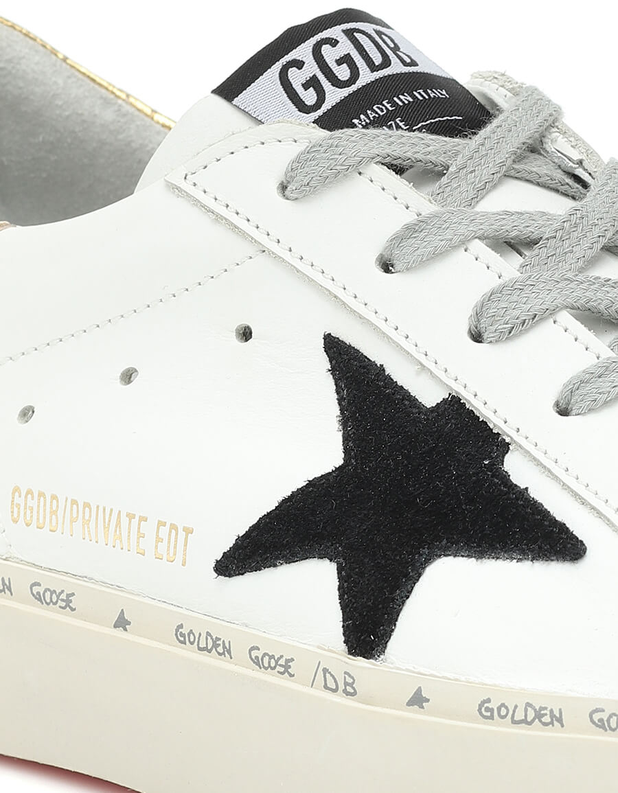 GOLDEN GOOSE Exclusive to Mytheresa – Hi Star leather sneakers