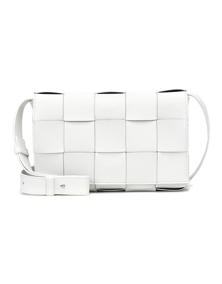 BOTTEGA VENETA Cassette leather shoulder bag