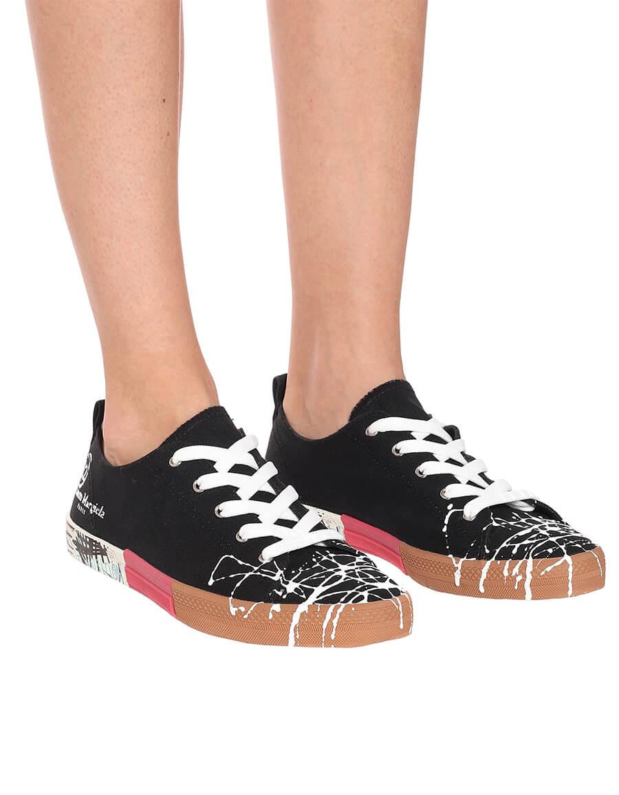 MAISON MARGIELA Canvas sneakers