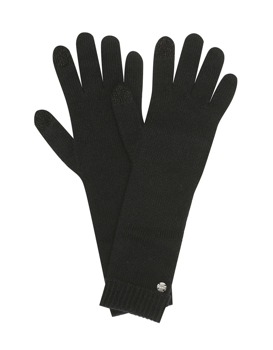 THE ROW Afef cashmere gloves