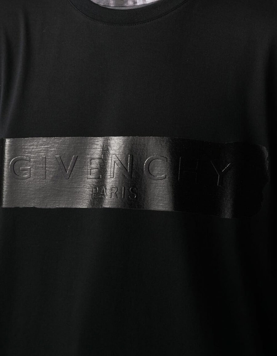 GIVENCHY COTTON T SHIRT