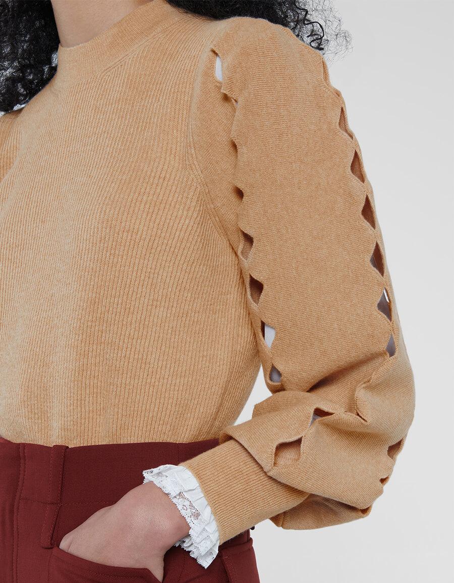 CHLOÉ Wool blend sweater