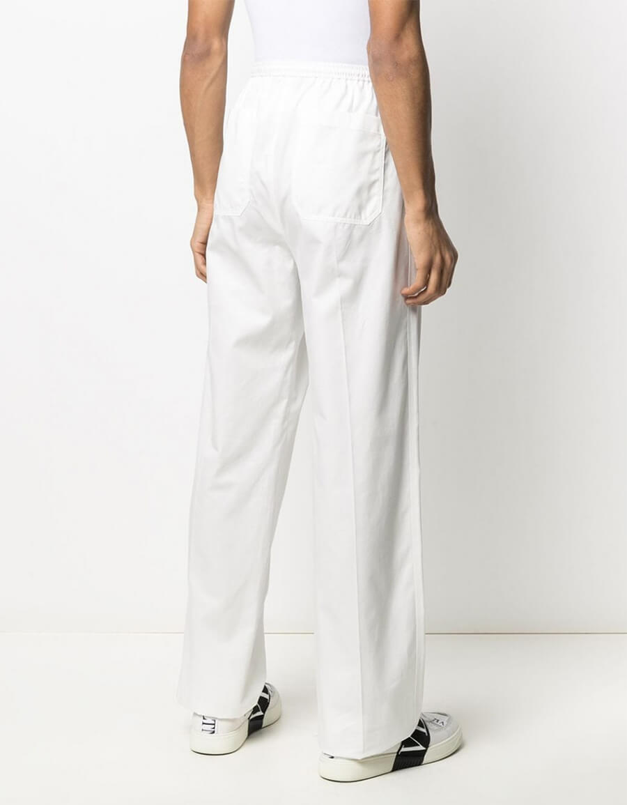 VALENTINO LOOSE FIT TROUSERS