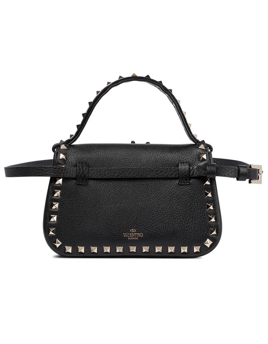 VALENTINO GARAVANI Valentino Garavani Rockstud Small leather shoulder bag