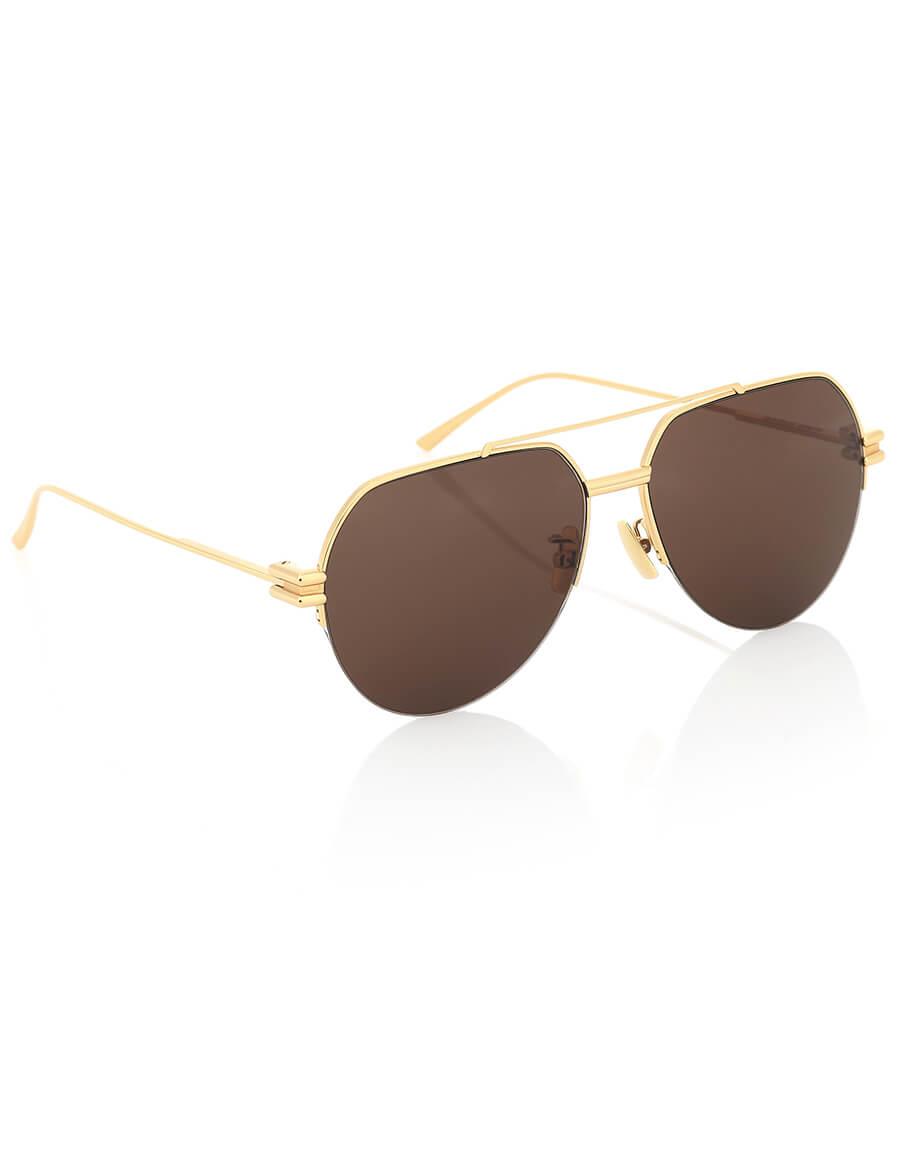 BOTTEGA VENETA Aviator sunglasses