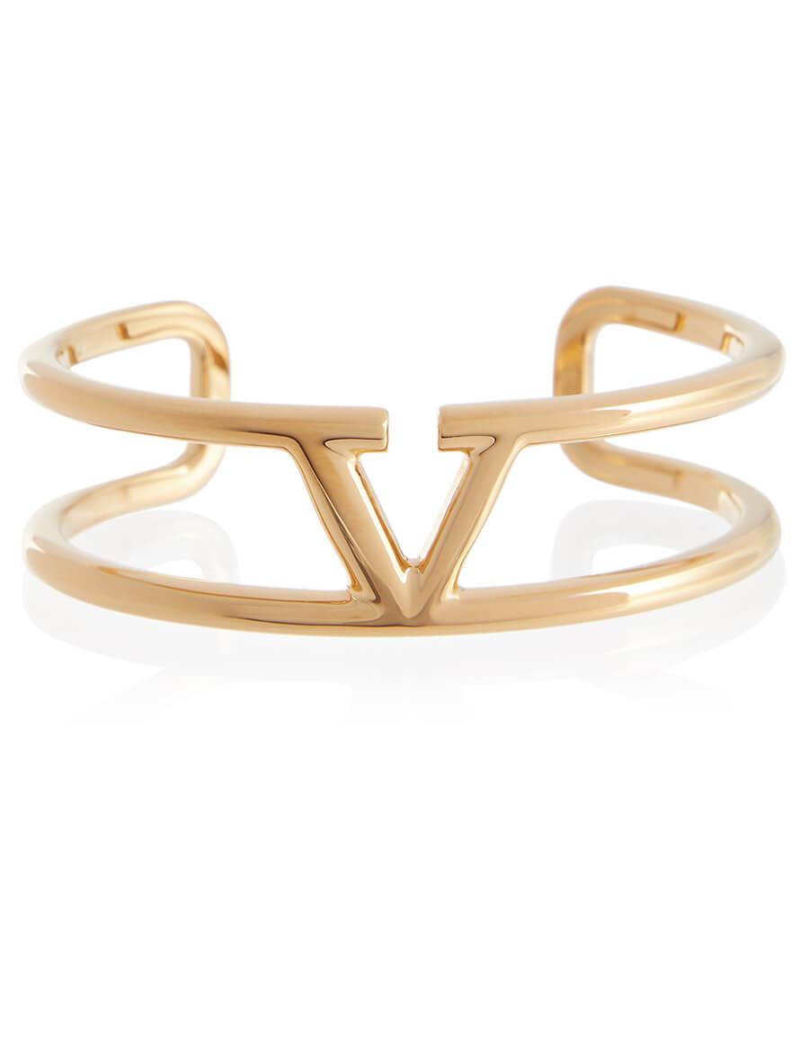 VALENTINO VLOGO cuff bracelet