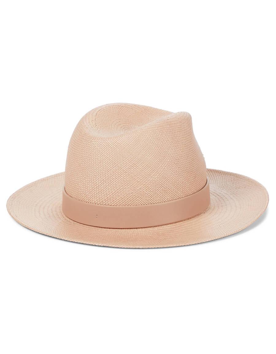 VALENTINO GARAVANI VLOGO straw hat