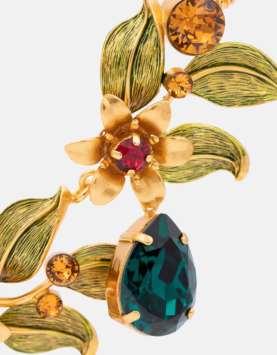 DOLCE & GABBANA Exclusive to Mytheresa – Crystal embellished necklace