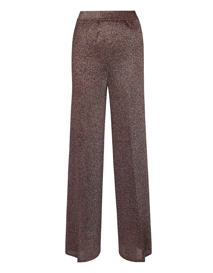 MISSONI High rise wide leg pants