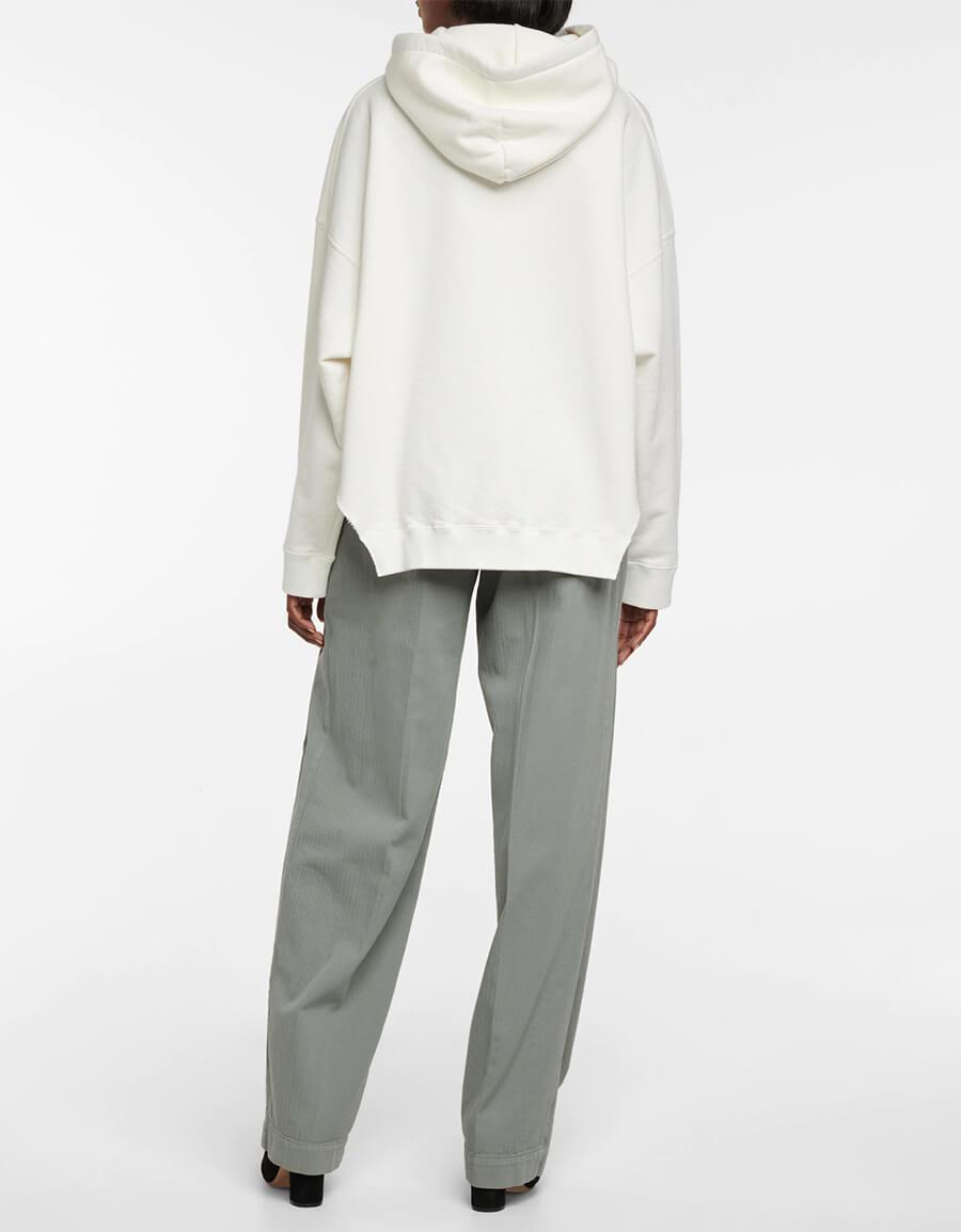 ETRO Oversized cotton hoodie