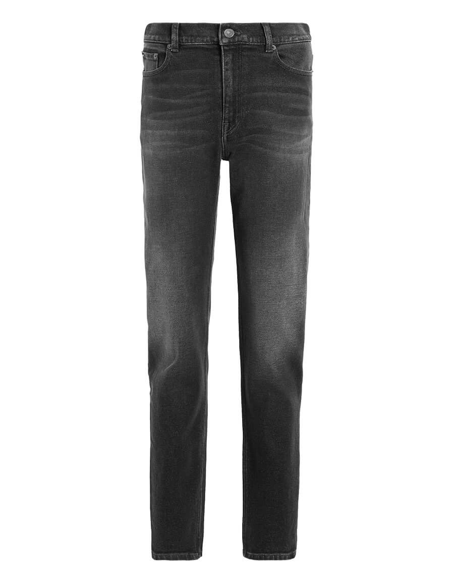 BALENCIAGA Mid rise straight jeans