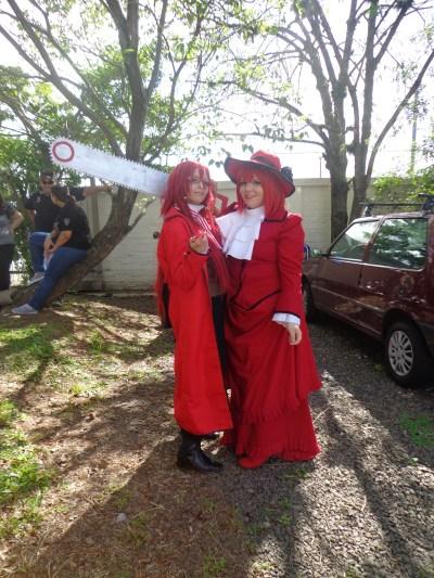 Grell Sutcliff e Madam Red