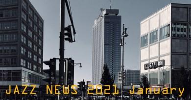 Jazz News January 2021