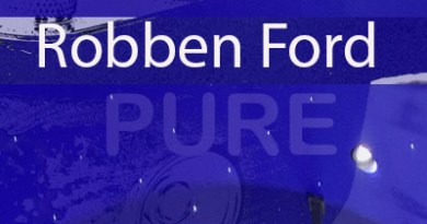 Robben Ford - Pure