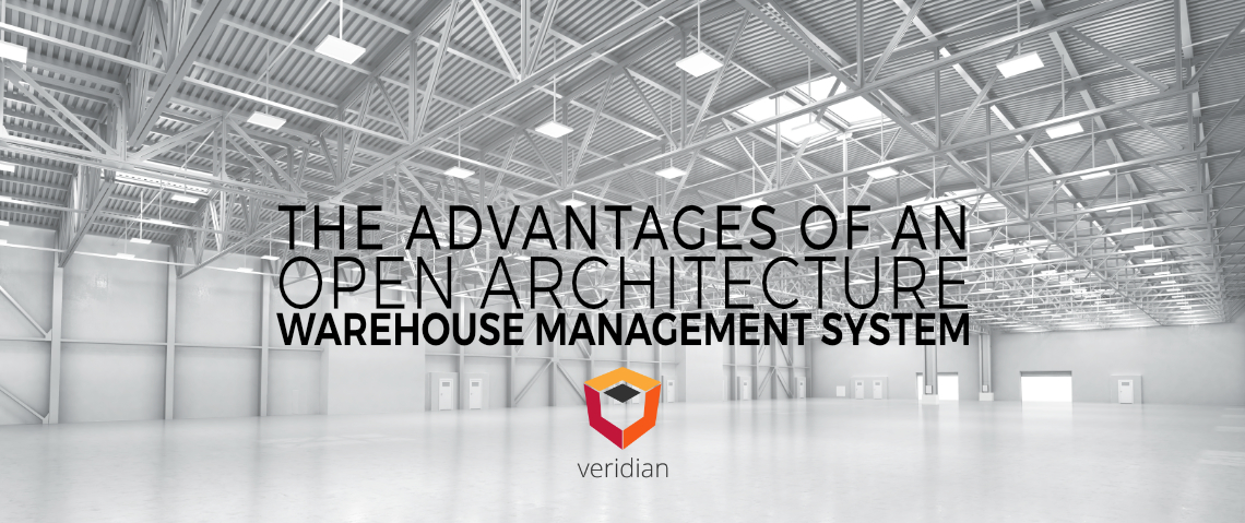 The Advantages of an Open Architecture Warehouse Management System