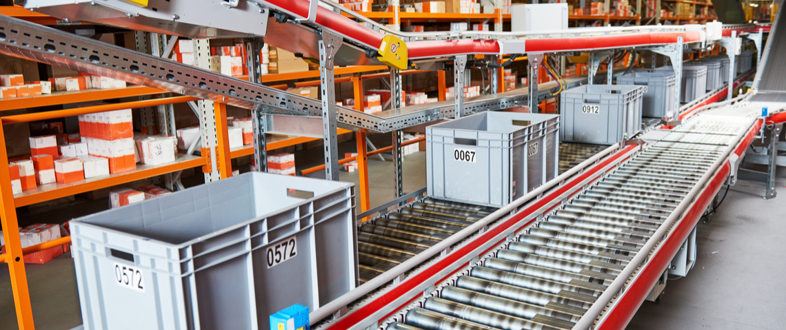 [WHITE PAPER] The Key Steps to Selecting the Best Warehouse Management System