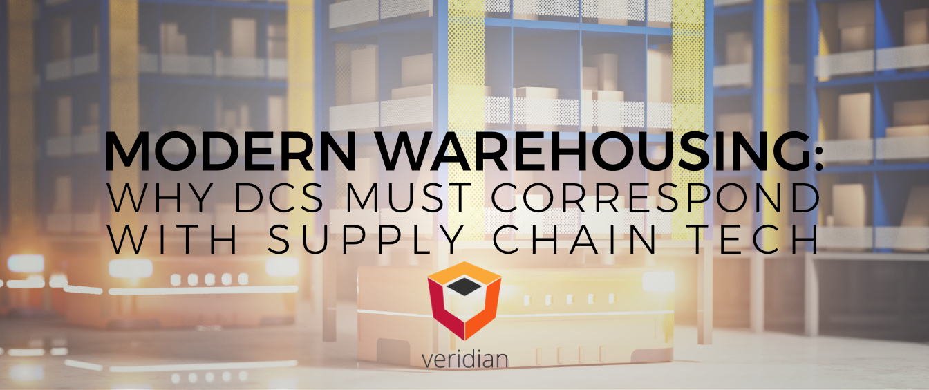 Modernizing Fulfillment Centers: Why Fulfillment & Distribution Centers Must Correspond With E-Commerce & Supply Chain Technology